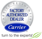 Carrier: Factory Authorized Dealer